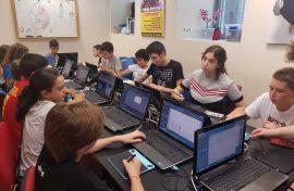 קורס פיתוח משחקי מחשב ביוניטי לנוער